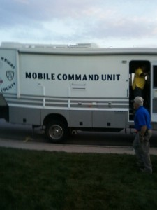 Campbell County Moble Command Post
