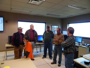 Tour of NWS, Rpid City, SD