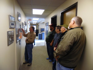 Wall of Fame, NWS, Rapid City, Sd